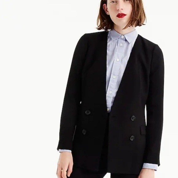 J. Crew Jackets & Blazers - NWT J.CREW French Girl Blazer 0